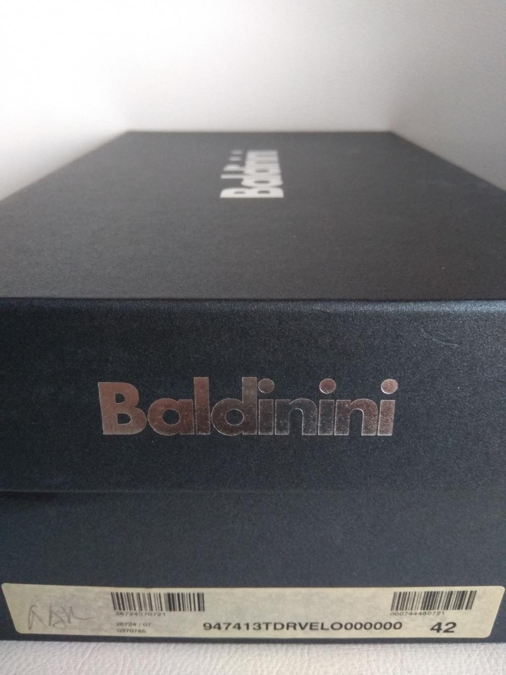 Кроссовки Baldinini, размер 42 (евро) = 27-27,5 см