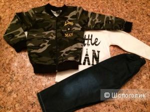 Комплект одежды no name размер 92-104