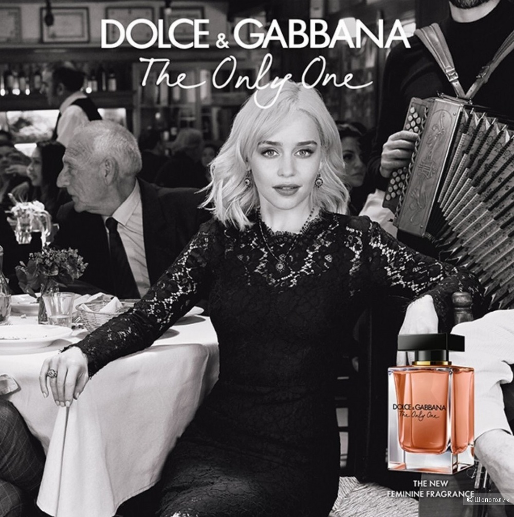Парфюмерная вода Donce&Gabbana The Only One. 100 мл