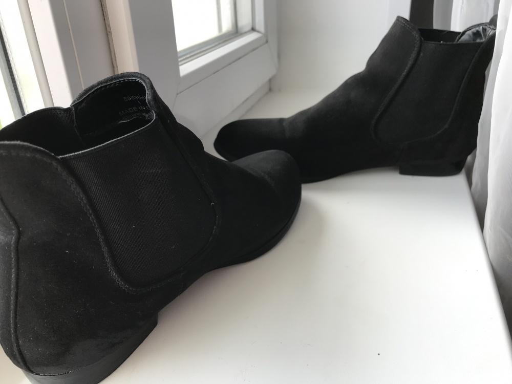 Ботинки Челси New Look 38,5-39р.