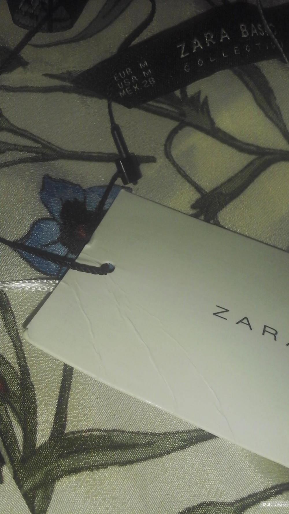 Рубашка Zara collection, размер оверсайз