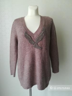 Свитер Zara knit, размер Оверсайз