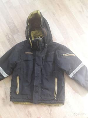 Куртка Didriksons маркировка 140