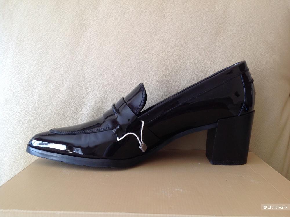 Туфли лоферы De Robert, размер 40-41