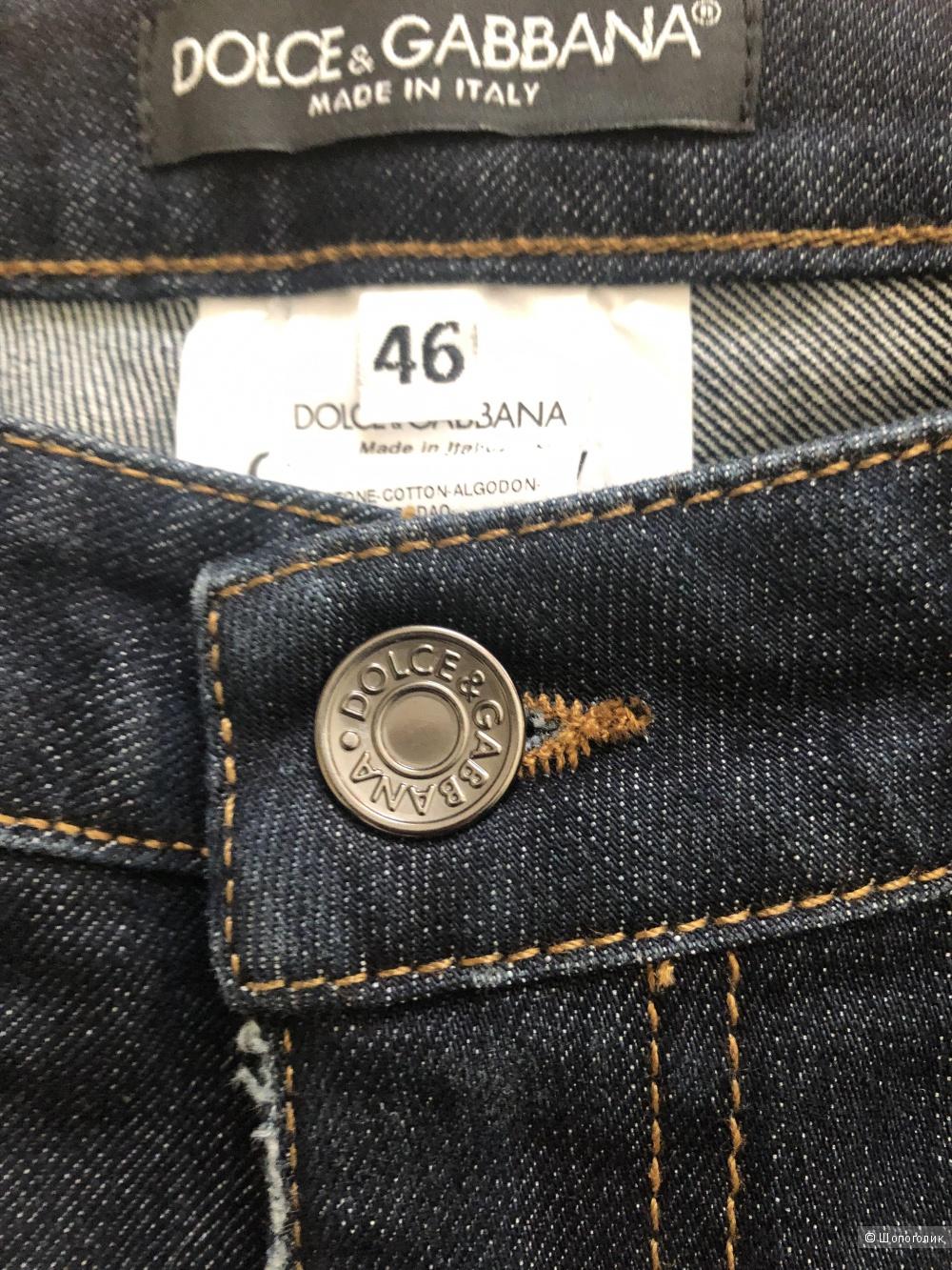Джинсы Dolce Gabbana, размер 46
