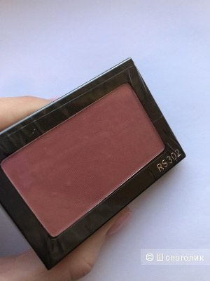 Румяна Shiseido Luminizing Satin Face Color, RS302.