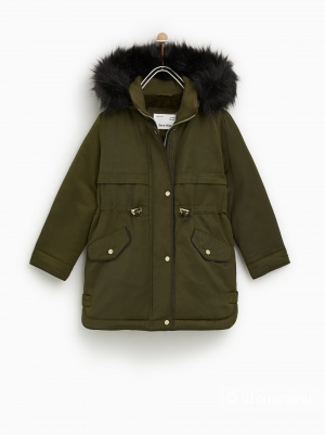 Парка - пальто Zara