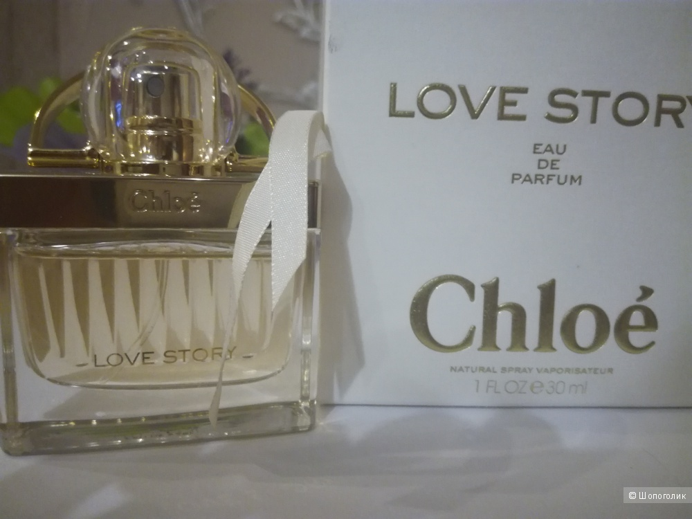 Парфюм Love Story, Chloe, Chloé 30 мл.
