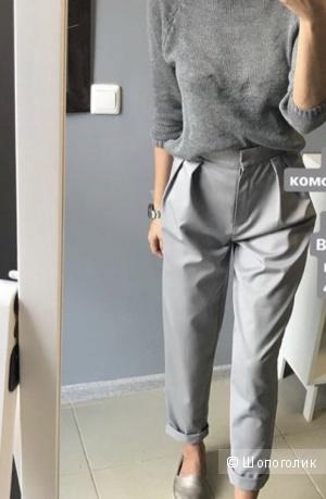 Чёрные брюки bulavka.store 40 размер