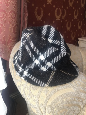 Шляпа Burberry, размер S
