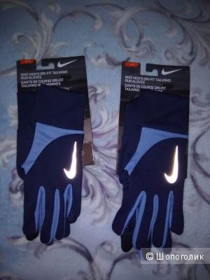 Перчатки мужские Nike Dri-Fit, размер M-L