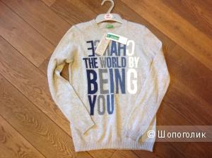 Два свитера  united colours of benetton XL (рост150)