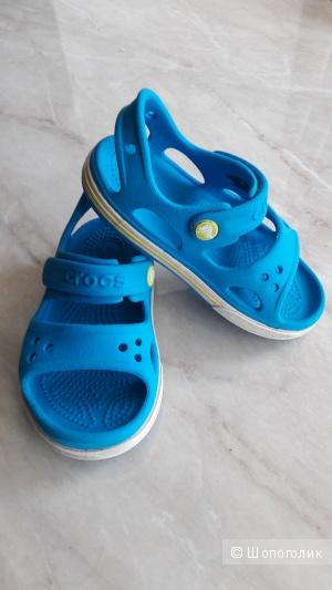 Сандалии Crocs, размер 24