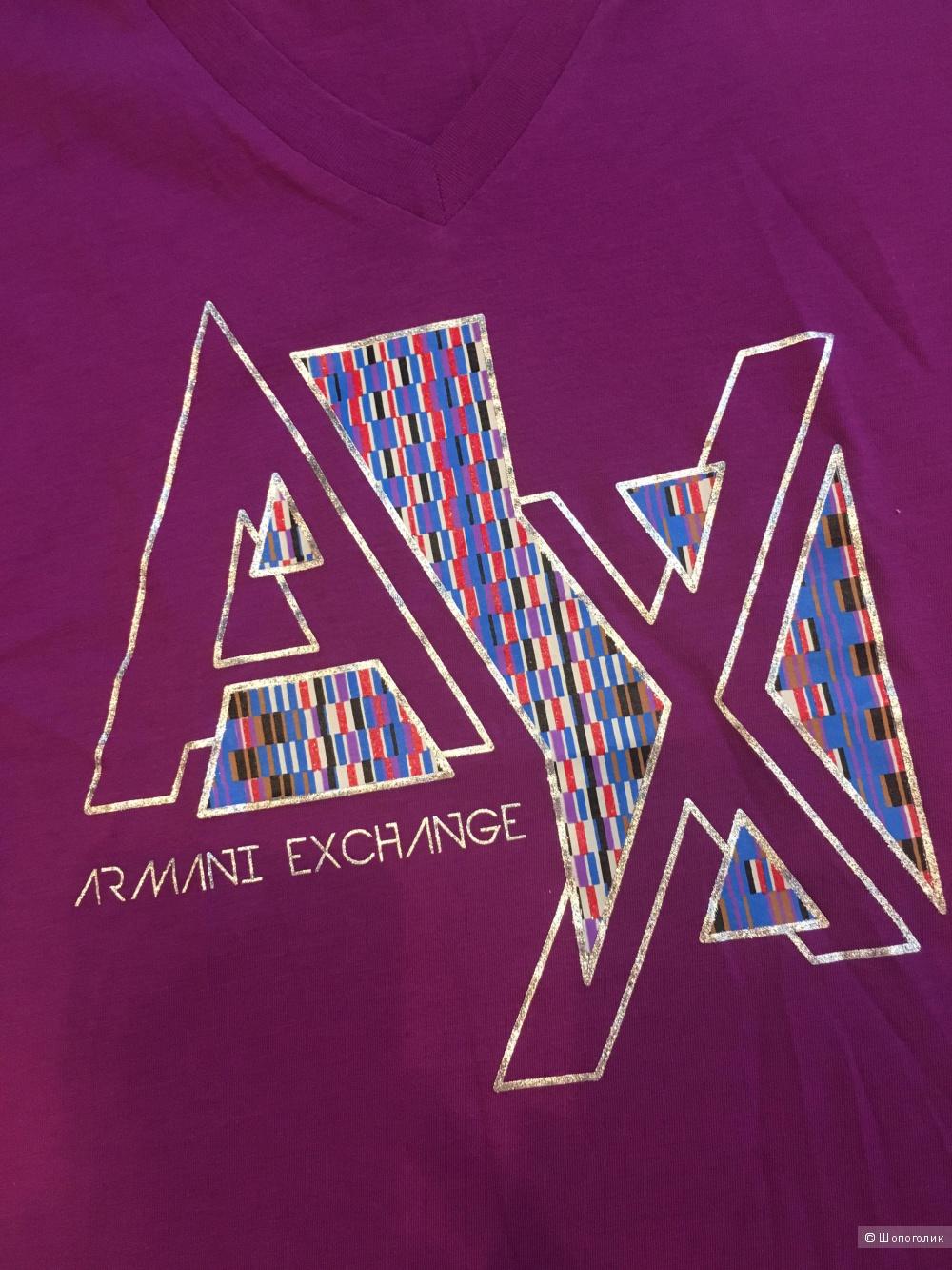 Футболка Armani Exchange ,размер S
