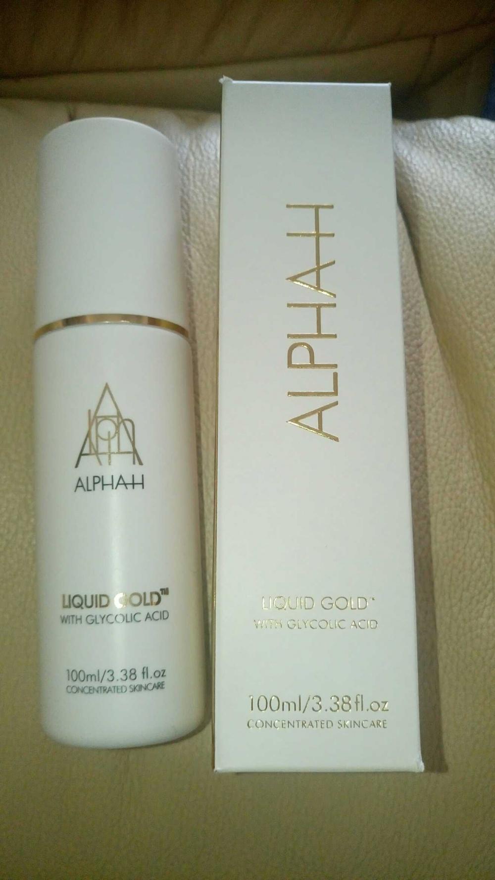 Пилинг Alpha-H LIQUID GOLD 100 ml