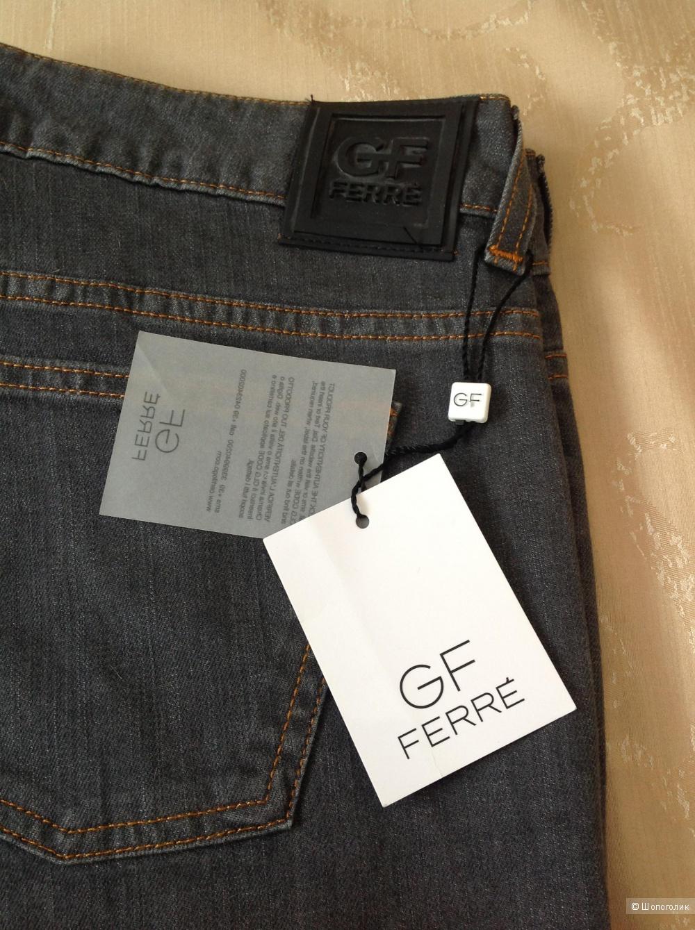 Джинсы GF Ferre, размер 32/46, на 46-48-50