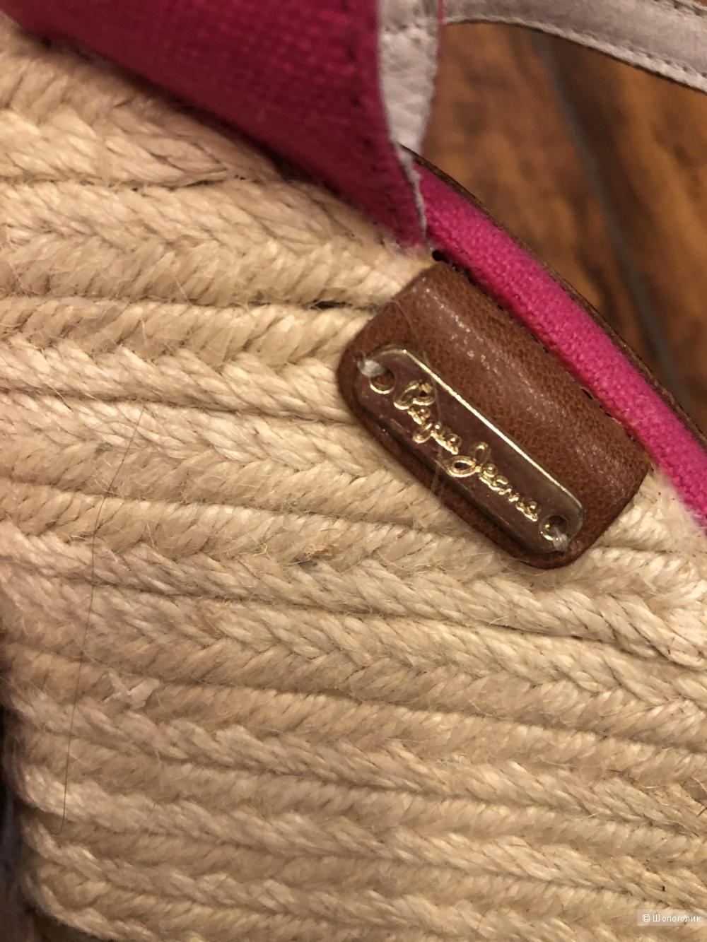 Босоножки Pepe jeans 41