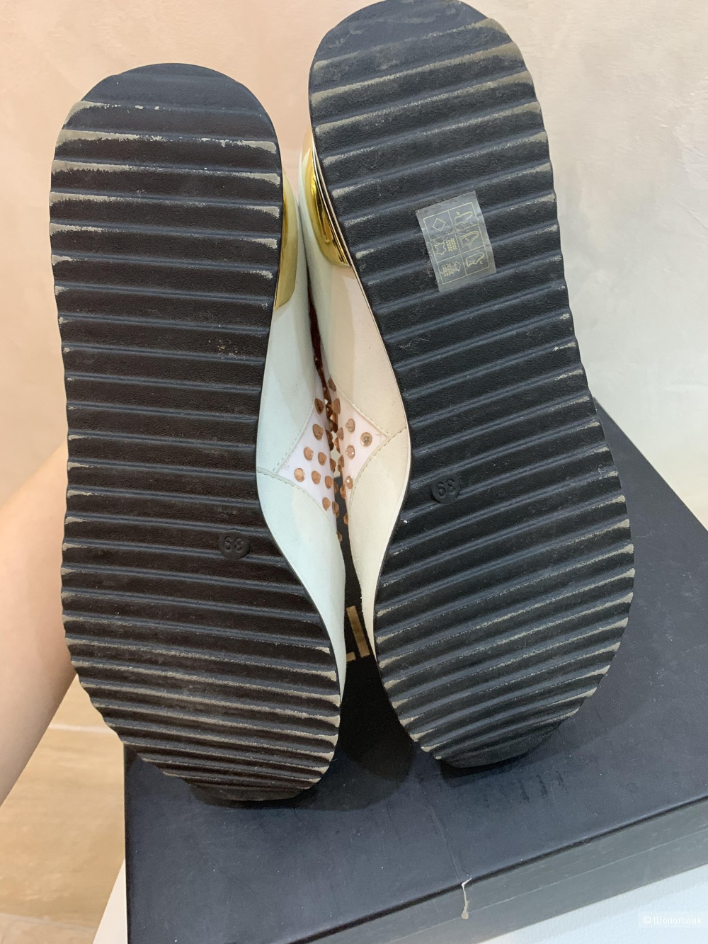Кроссовки Liu jo, размер 39