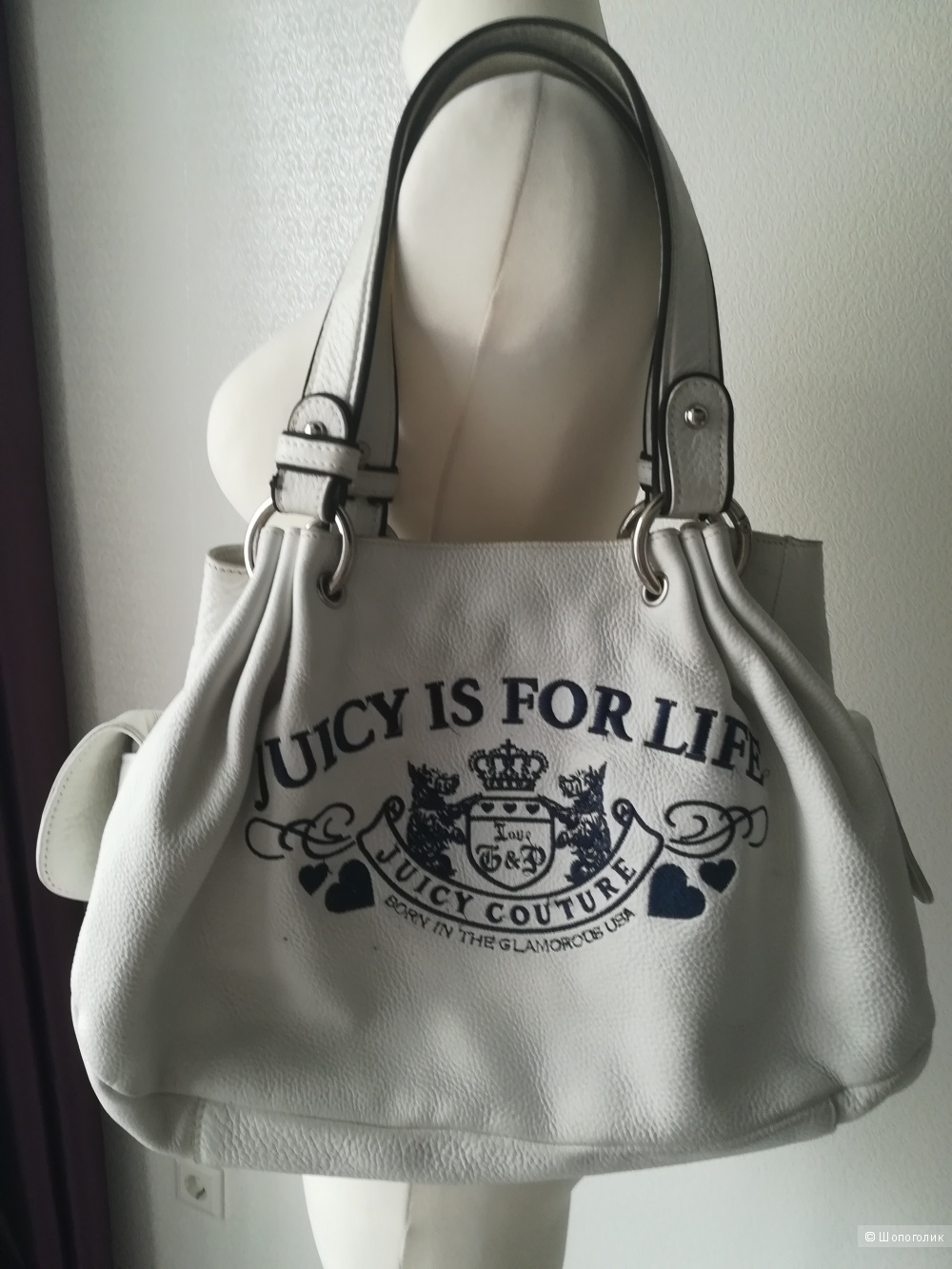 Сумка Juicy couture,размер 27х40