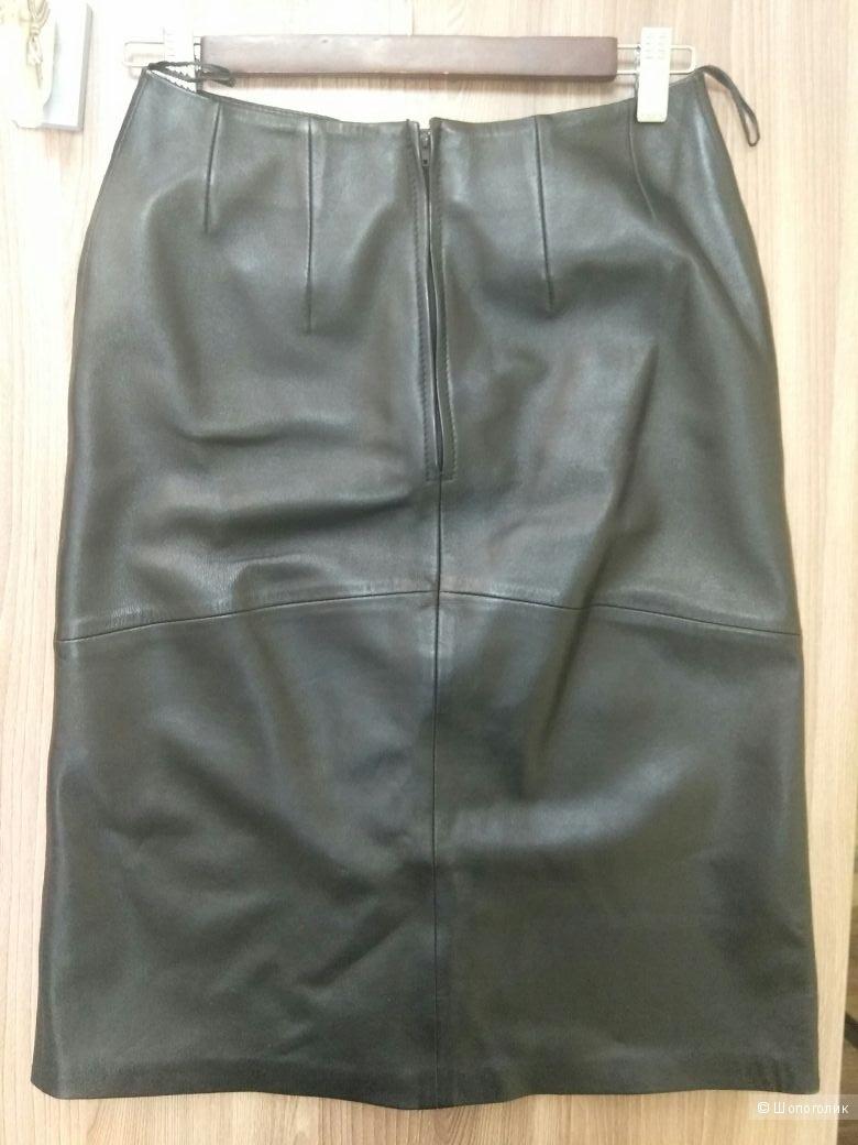 Кожаная юбка  Luis Alvarez 42-44 (S, XS)