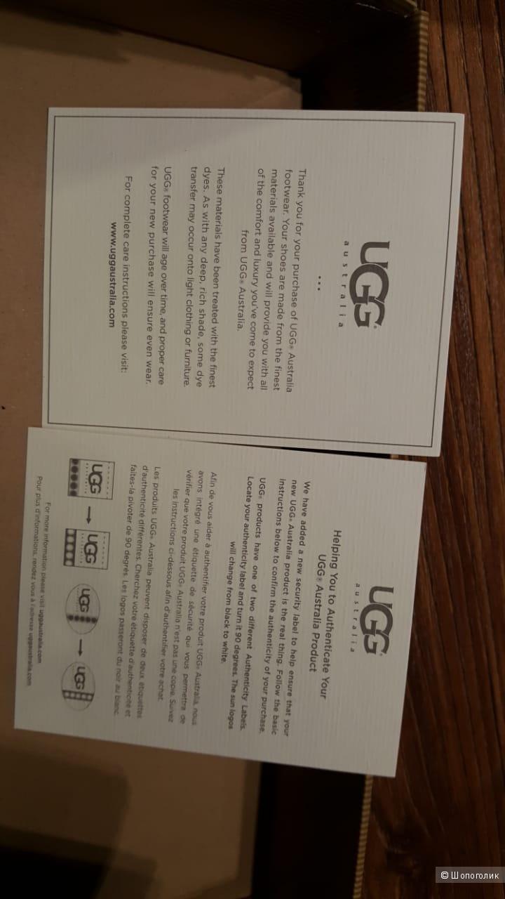 UGG Australia мужские сапоги угги р.44
