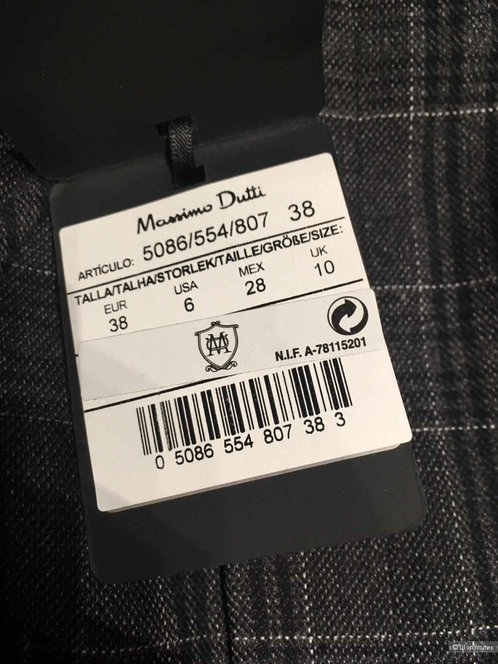 Брюки Massimo Dutti 38 размер