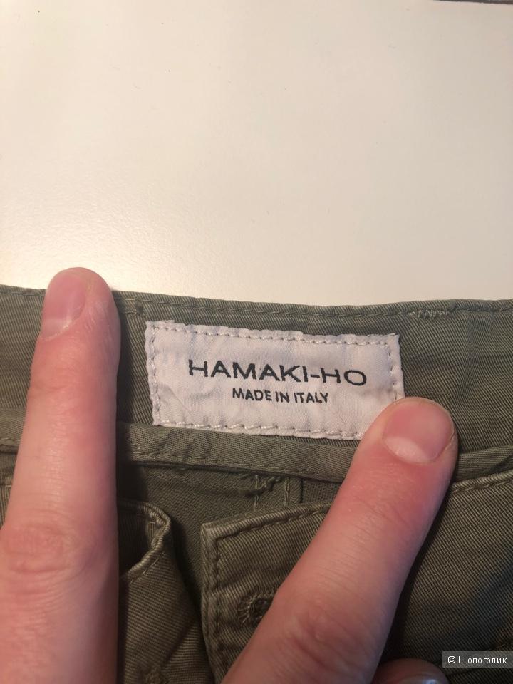 Брюки Hamaki-Ho размер 48