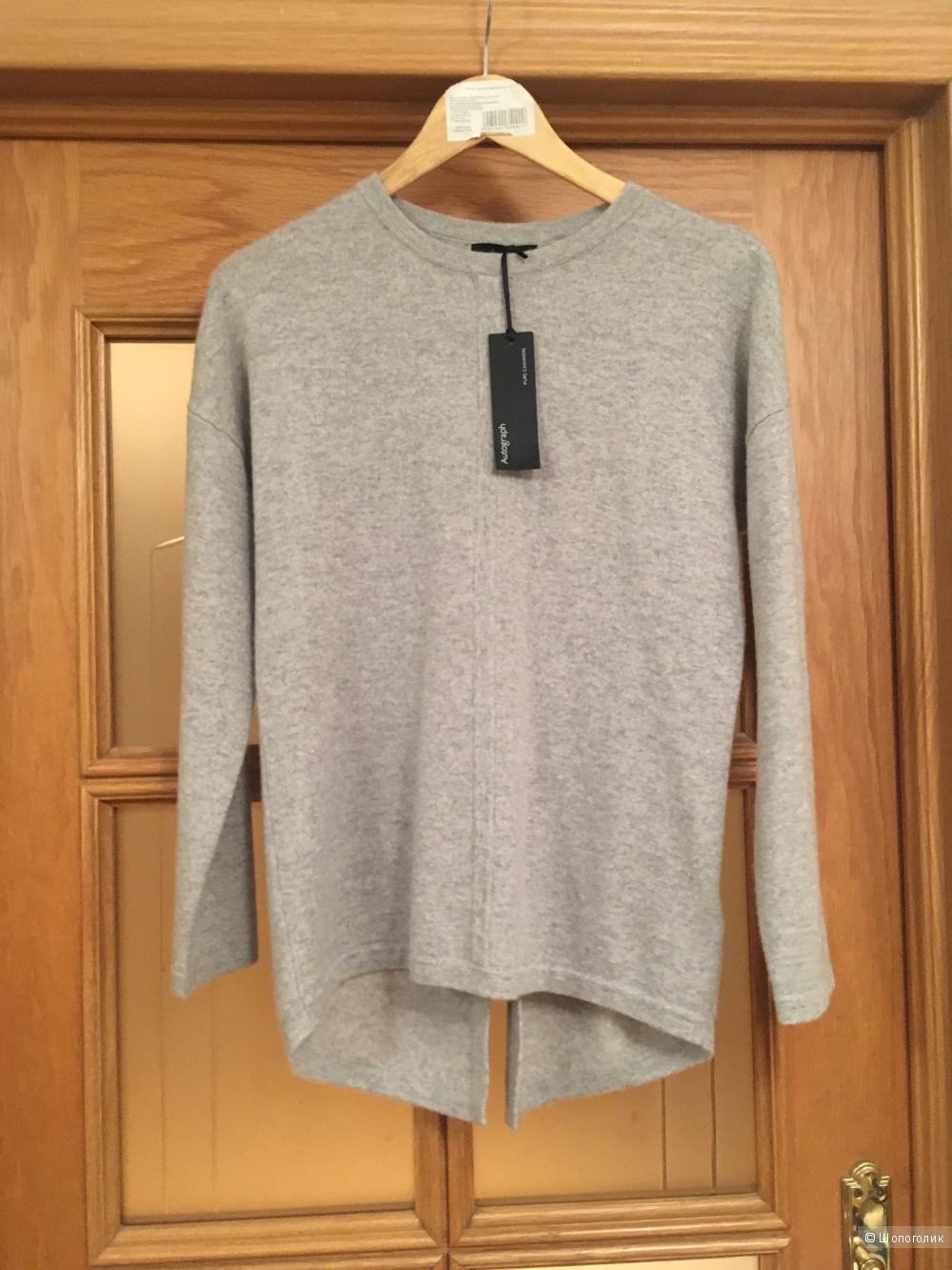 Кашемировый свитер Autograph Marks&Spencer размер S