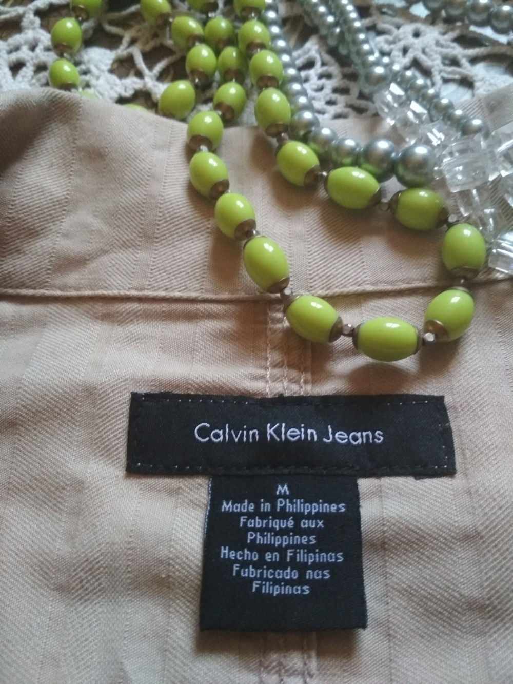 Жакет Calvin Klein M