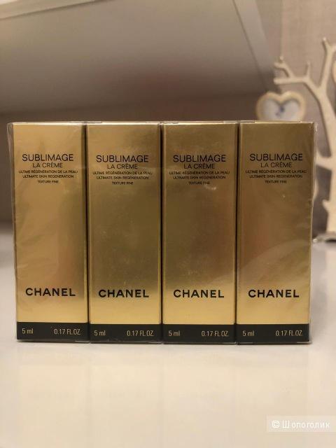 Крем для лица и шеи Chanel Sublimage La Creme, 30 мл.