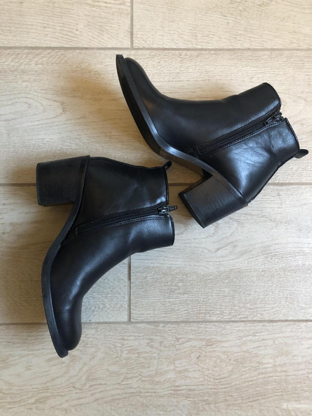 Ботинки Tervolina. Размер 38.