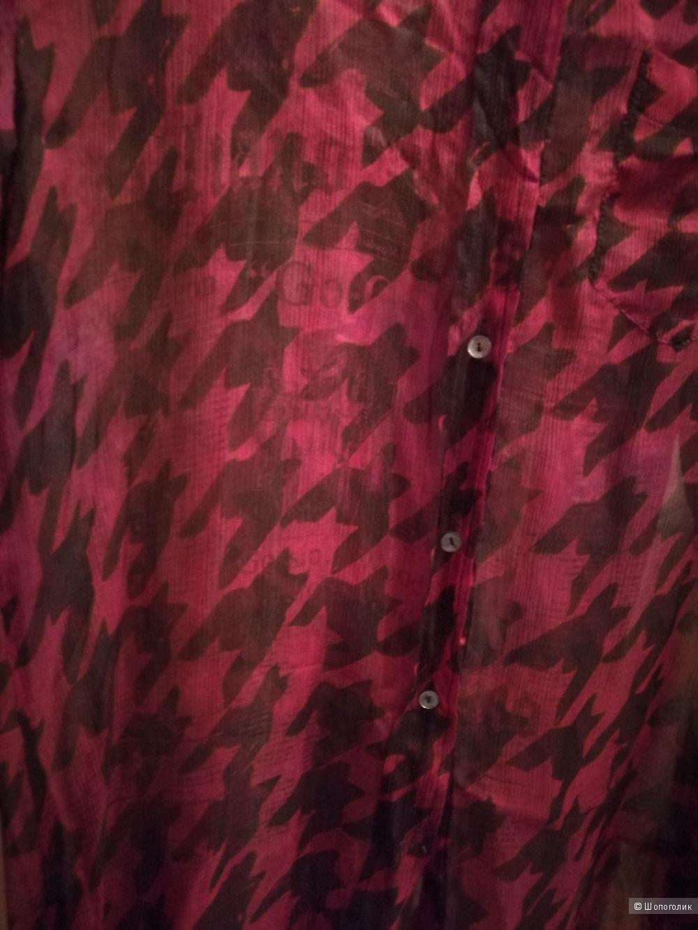 Шёлковая рубашка Galiano р. 44-46
