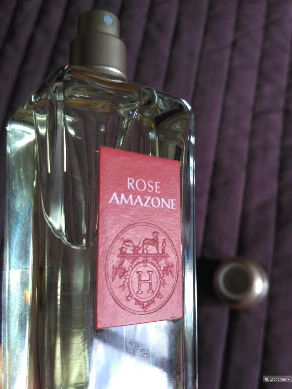 ТВ Rose Amazone Hermes, 100мл