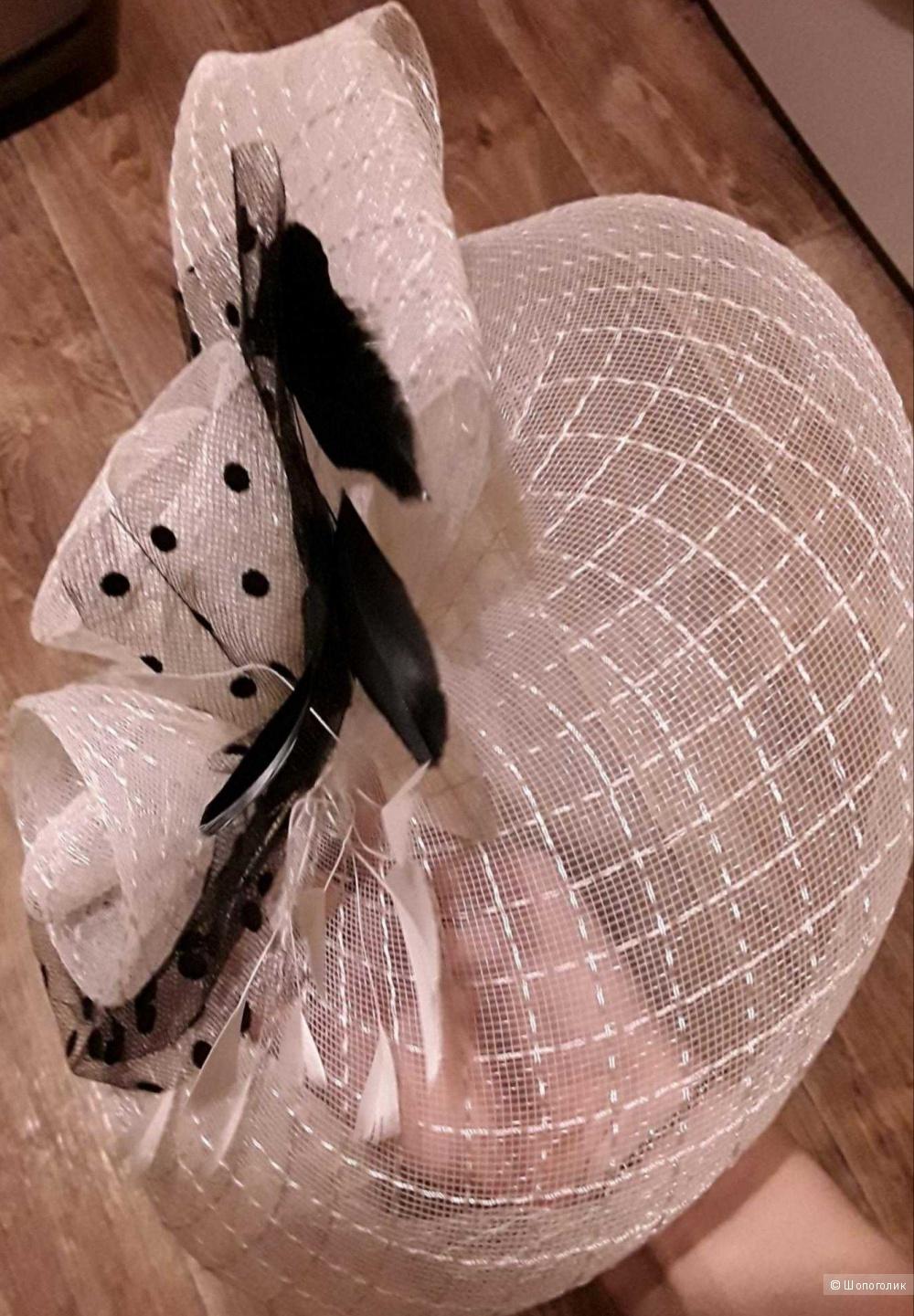Декоративнвя шлятка (вуалетка), без размера