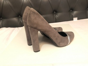 Замшевые Туфли Furla 40 размер