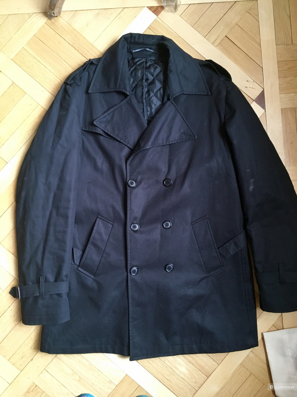 Пальто тренч Exibit Italia, 54-56
