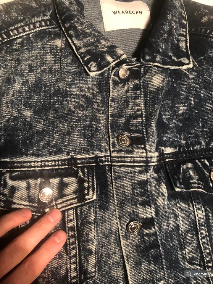 Джинсовая куртка Wearechp 50 размер