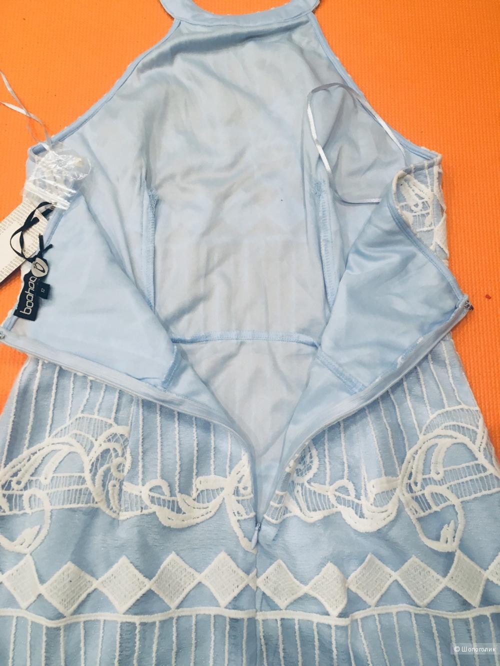 Платье Boohoo, размер UK 12