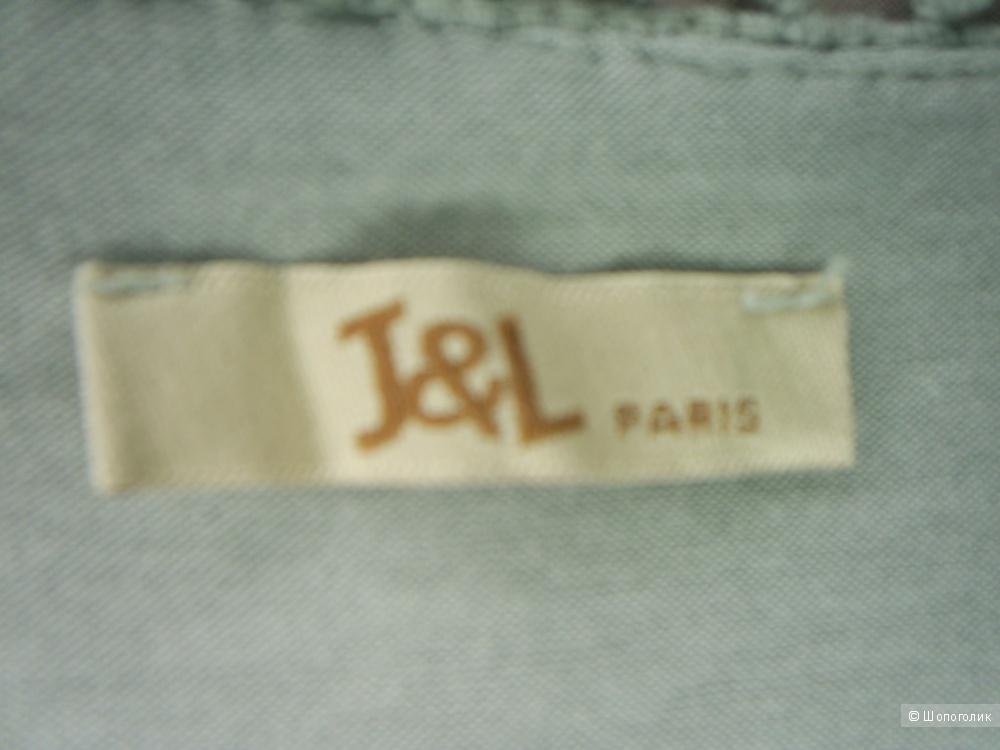 Блузка-туника от J&L  на 46 русс.