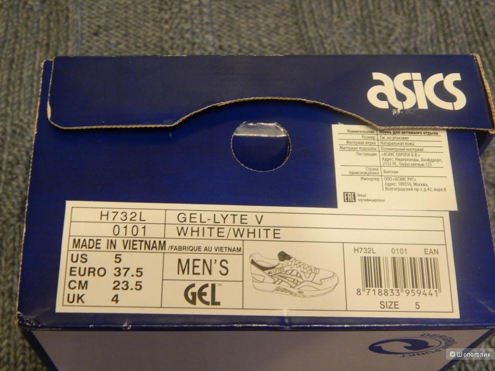 Кроссовки Asics Gel-Lyte V,размер 37.5 EU.