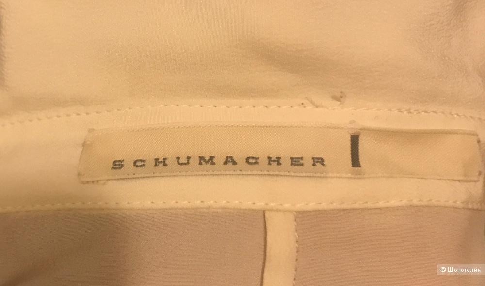 Блуза шелк Schumacher р. 44-46
