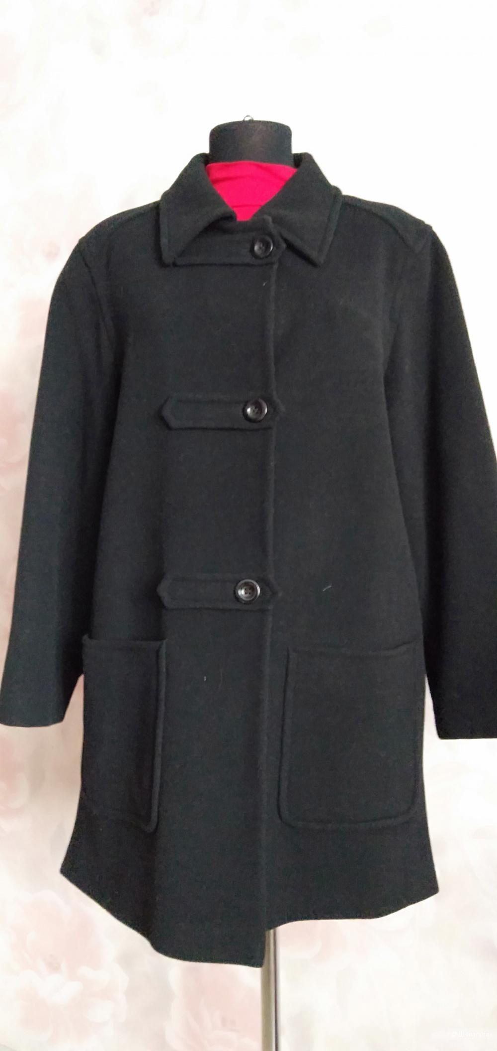 Пальто- дафлкот  Alex & Co размер 14
