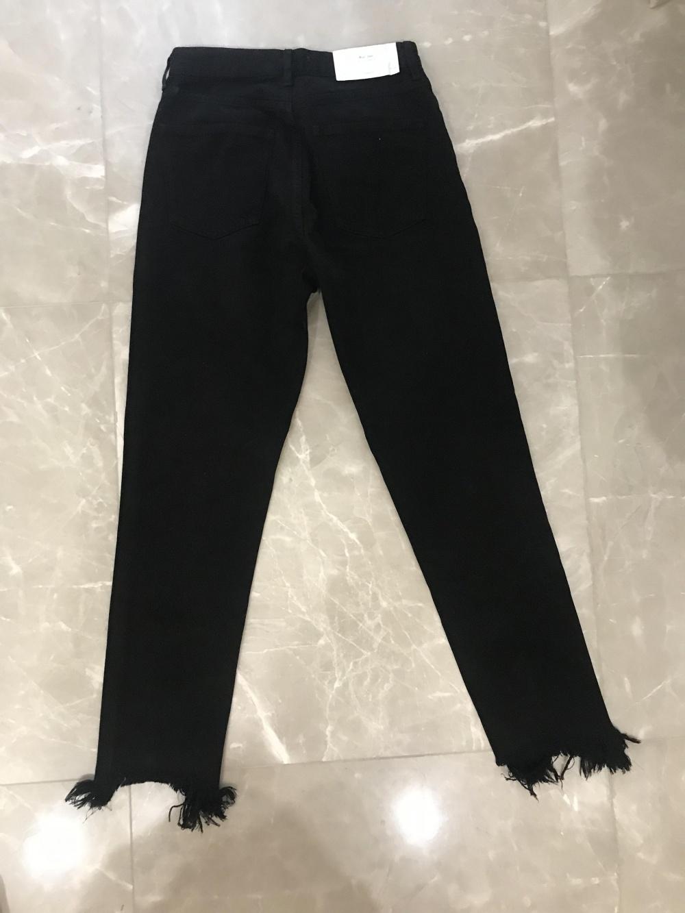 Чёрные джинсы M.I.H Jeans, 25 размер