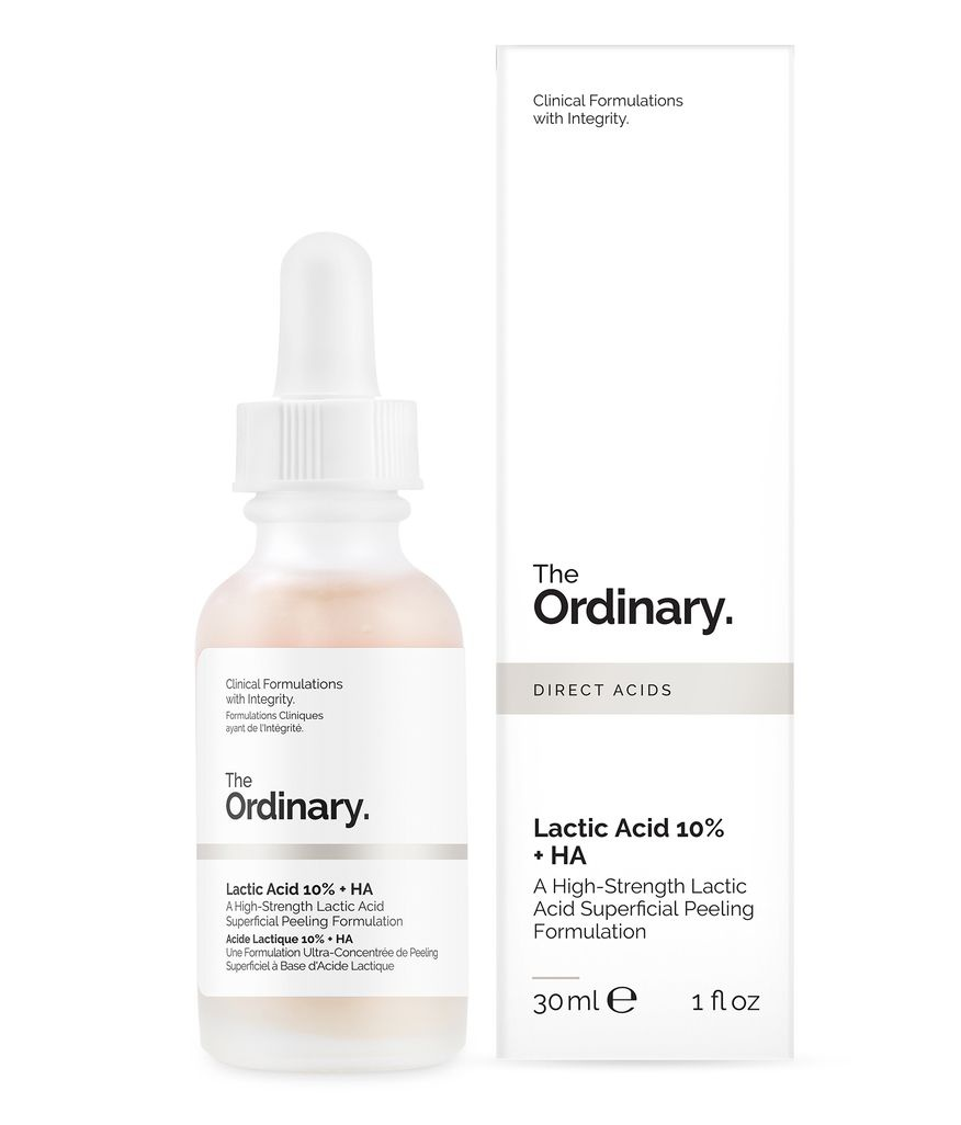 Сыворотка-пилинг The Ordinary Lactic Acid 10% 30ml