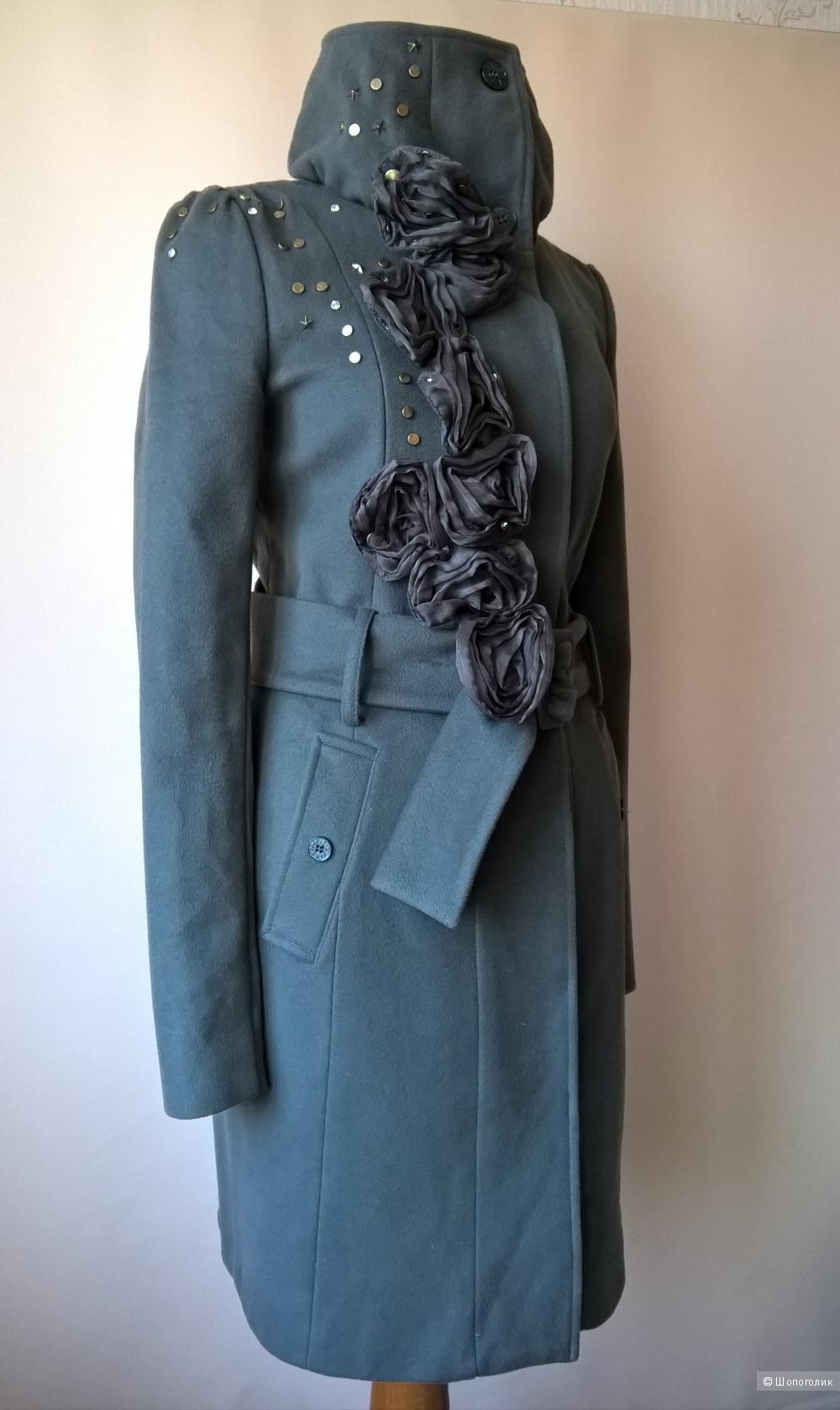 Пальто Patrizia Pepe 44 размер.