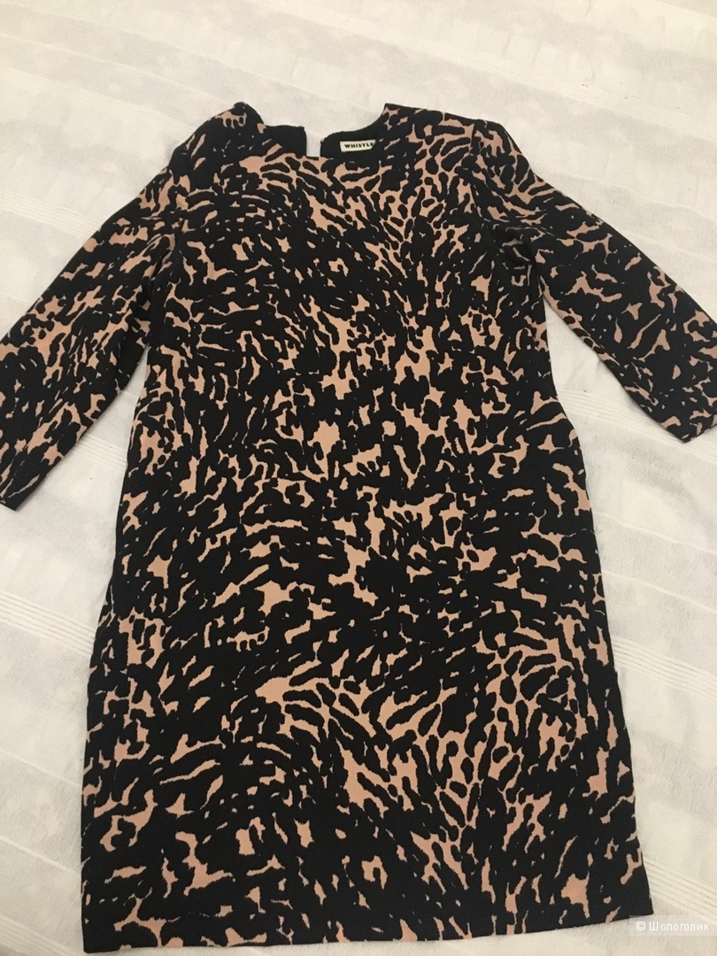 Платье шелковое Whistles UK6