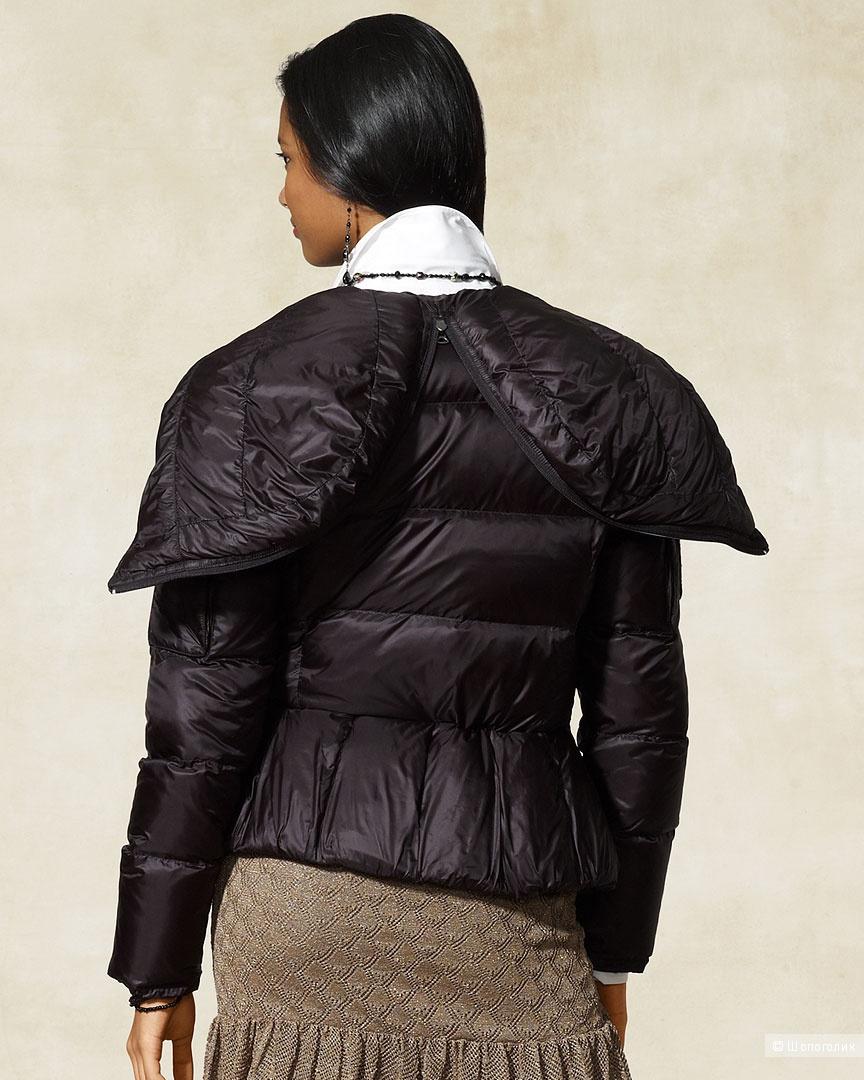 Пуховая куртка Ralph Lauren, линия Rugby, размер S