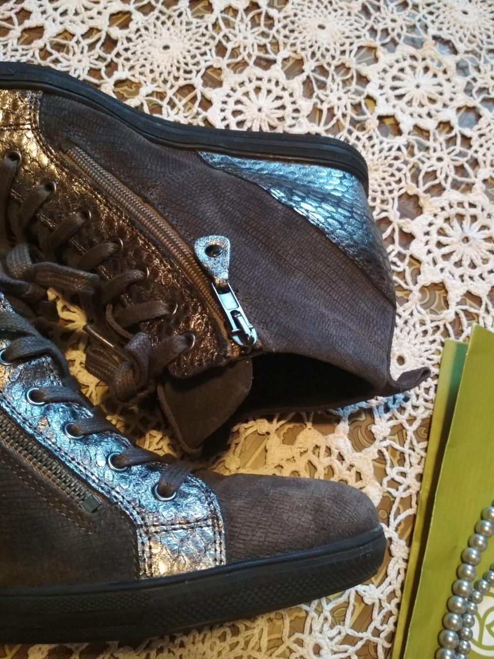 Ботинки Tamaris 40