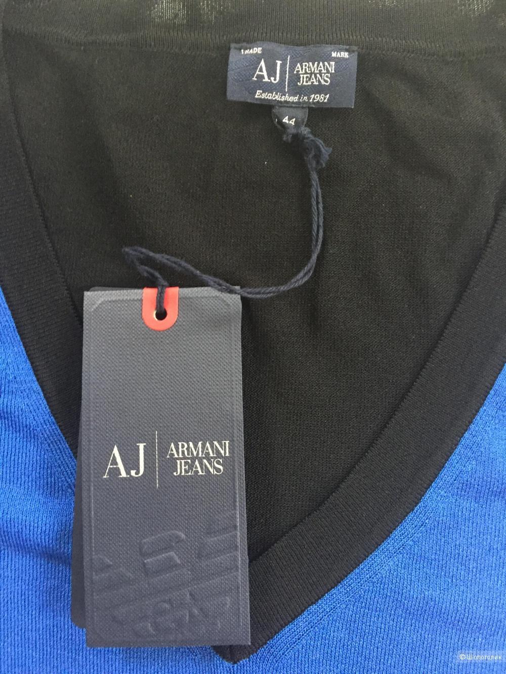 Футболка Armani Jeans, размер 44