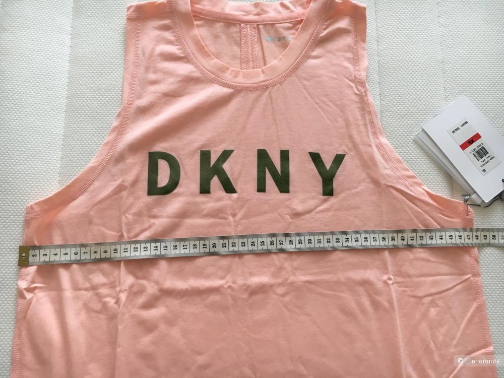 Спортивная майка DKNY, размер XS